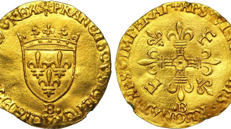 La botte aux écus d'or – 1767