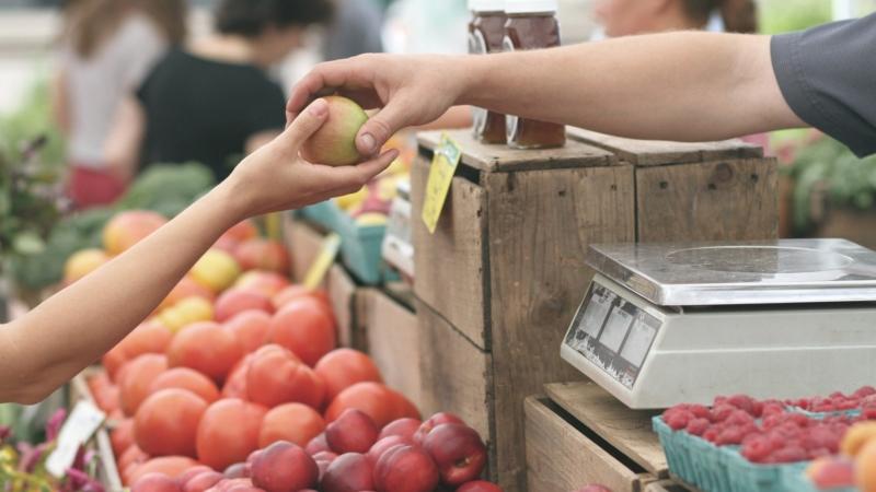 Les marchés d'été de Bieuzy