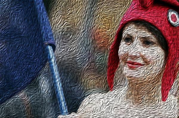 Mam en Nasion, Marguerite Le Clainche, une coquette devenue révolutionnaire – 1766 / 1830