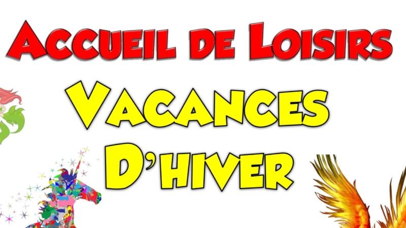 Accueil de Loisirs 2-8 ans – Vacances d'Hiver