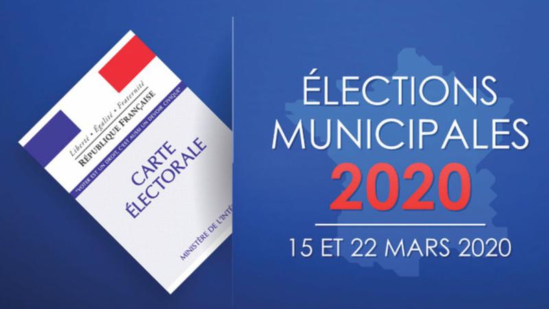 Rappel : Elections municipales 2020