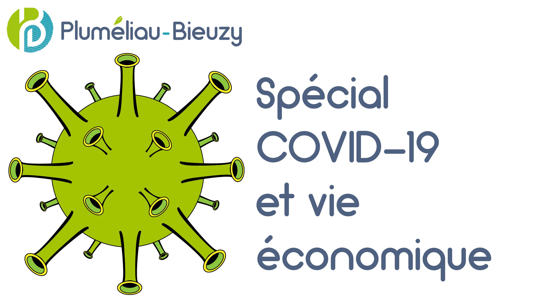 Spécial COVID-19 et vie économique
