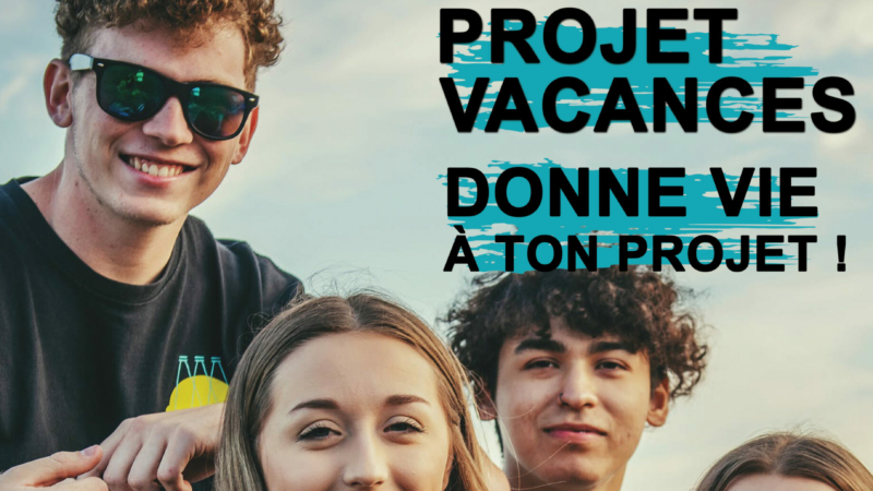 Projet Vacances 13-17 ans