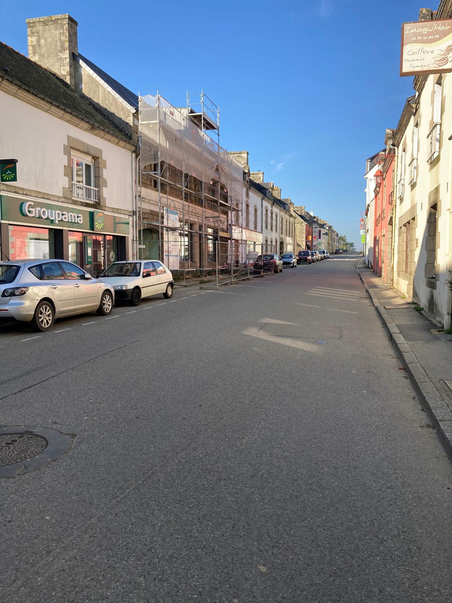 Travaux – 9 rue de la République
