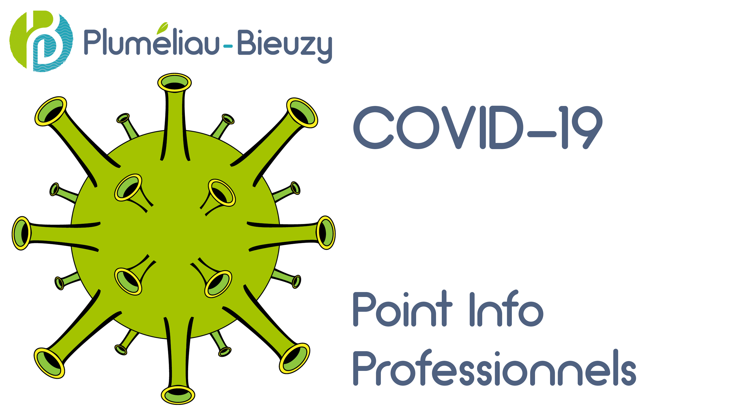 COVID-19 Point Info Professionnels