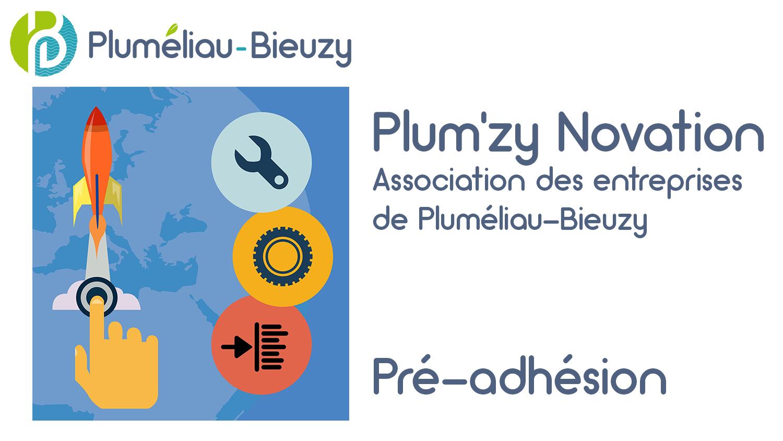 Plum'zy Novation – campagne de pré-adhésion