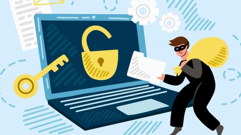 Piratage de données personnelles