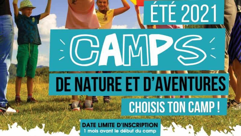 Programme des Camps